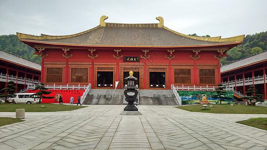 长沙宝宁寺高清图片