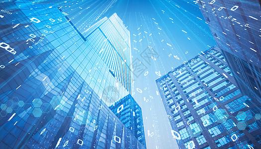 城市科技信息图片