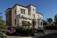 圣芭芭西班牙风格建筑图片