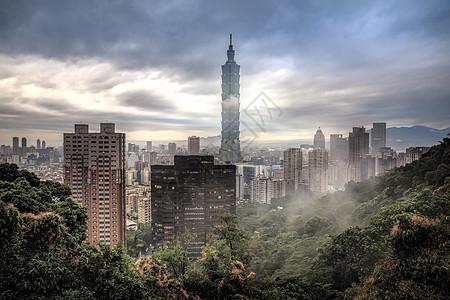 台北风光图片