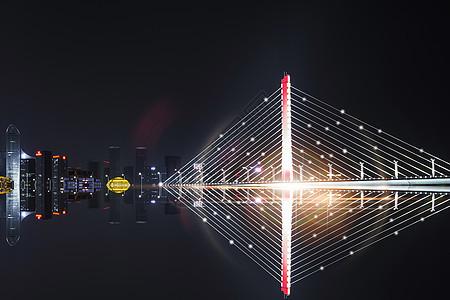 科技城市菱形建筑图片
