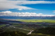 高原壮阔美景图片