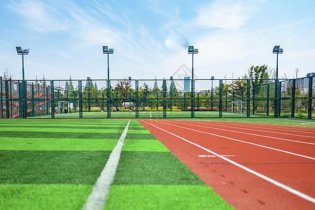 幼儿园的跑道图片