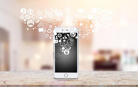 手机智能科技生活图片