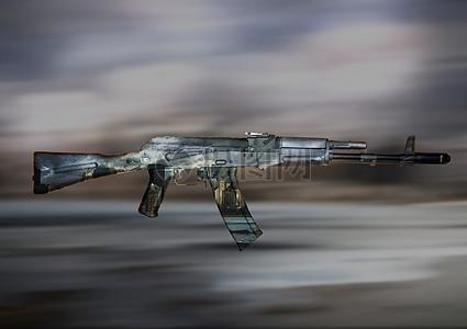 枪中世界图片