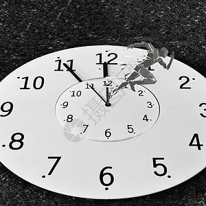 与时间赛跑图片