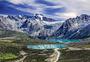 西藏川藏线风光图片
