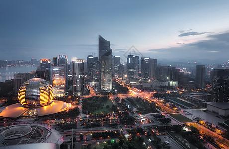 钱江新城图片
