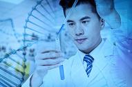 科技化学实验试管图片