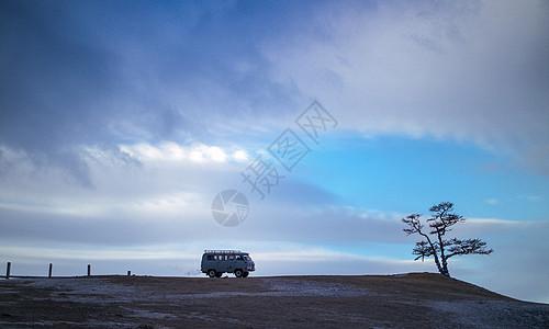 天地空旷 生命独欢图片