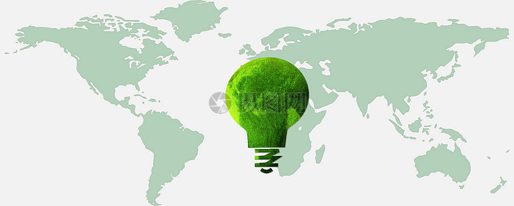 绿色节能环保背景图片