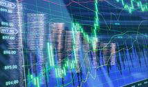 商务金融背景数据图片