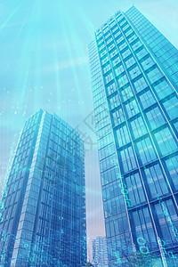 城市科技上海金融中心建筑图片