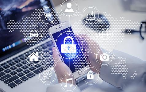 安全移动网络商务合作交流沟通图片