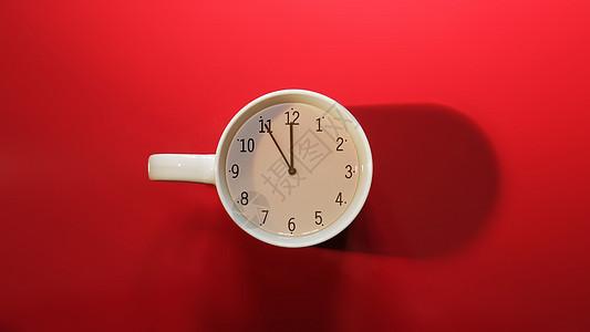 杯子里的时间图片