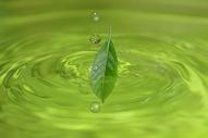 绿色生活环保背景图片