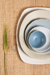旧式瓷器静物日式二手瓷器图片