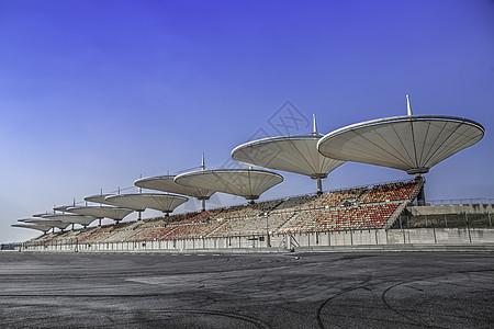 上海国际赛车场图片