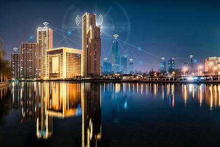 科技城市网络图片图片