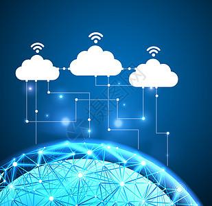 网络云数据图片图片