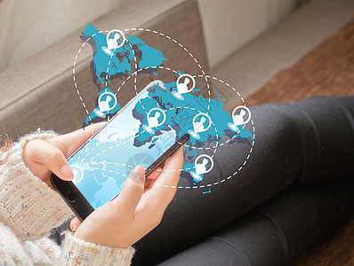 手机云商务图片图片