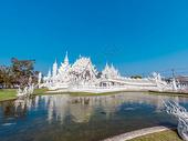 泰国清迈的寺庙图片