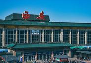 西安火车站图片