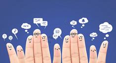 创意可爱手指头图片