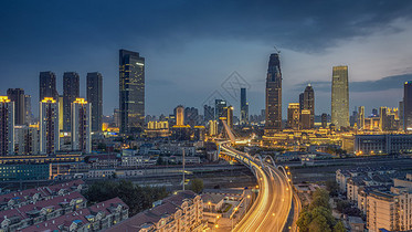 天津李公楼立交桥图片