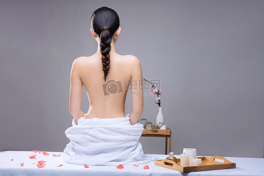 美容养生美女背部展示图片素材_免费下载_jpg图片格式