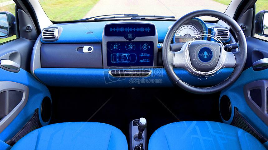 未来智能语音科技汽车图片