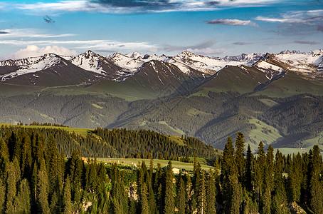 新疆伊犁风光图片