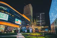 上海商业广场图片