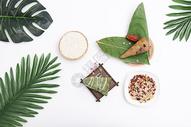 端午节粽子五谷杂粮图片