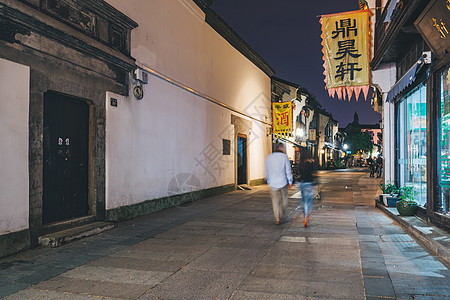 杭州清河坊街图片