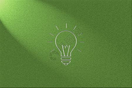 绿色环保健康草地背景图片
