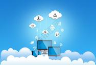 云端服务图片