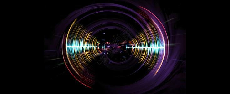 音频背景图片