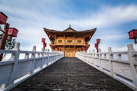 九州池遗址图片