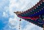 昆明圆通寺前的铃铛图片
