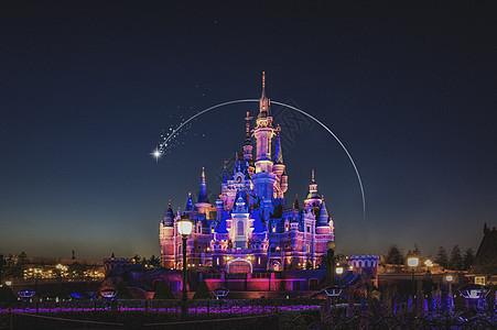 迪士尼美景图片