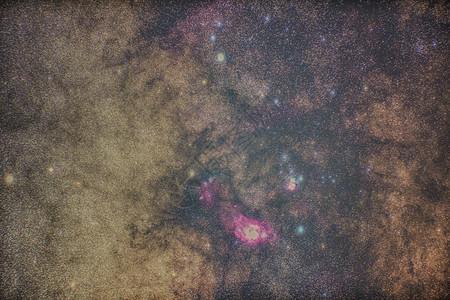 探索宇宙星空图片