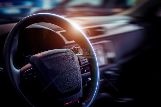 动力汽车图片