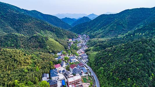 莫干山顶峰自然风景图片