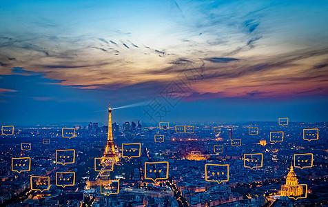 科技塔图片