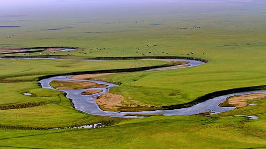 内蒙古呼伦贝尔大草原图片
