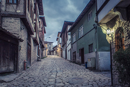 欧式小镇图片