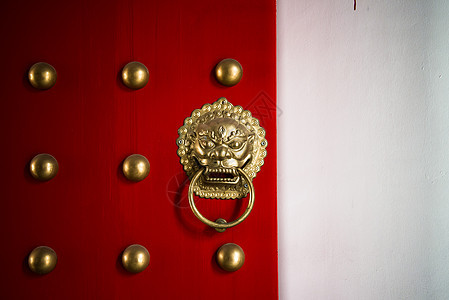传统的门图片