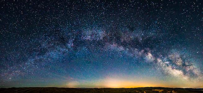 银河题材图片