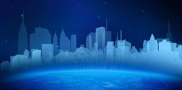 地球高楼图片